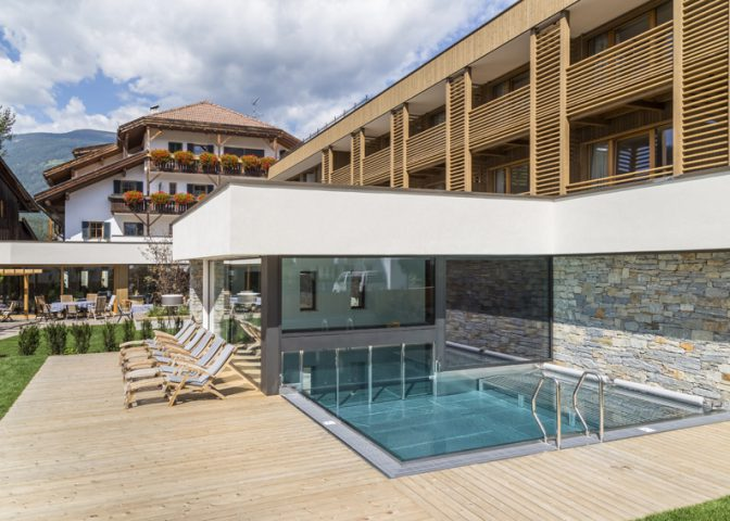 Langgenhof, Stegen, Stegona, Bruneck, Brunico, Hotel,
