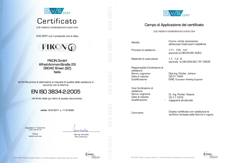 DIN EN ISO 3834-2_italienisch