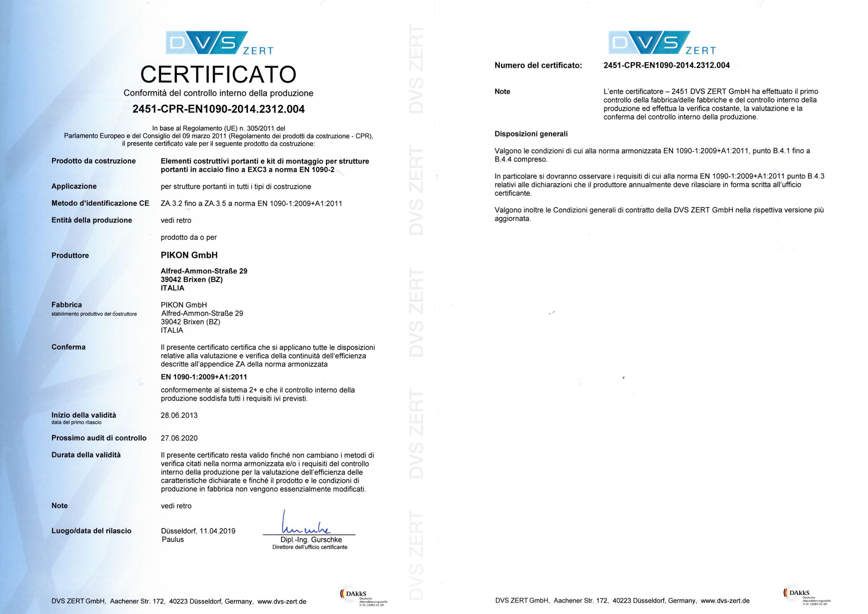 Zertifikat_EN_1090_italienisch
